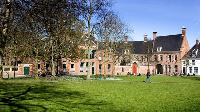 Dit weekend zeven graden in Groningen