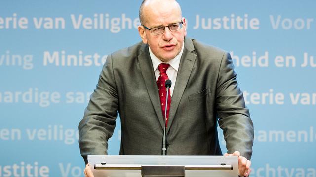 Benoeming Fred Teeven als lid Raad van State 'niet aan de orde'