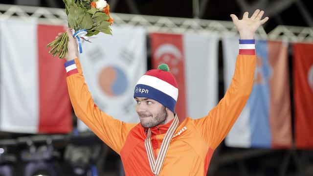 Knegt, Dubbeldam en Kimmann gaan voor primeur op Sportgala