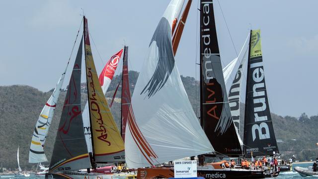 Uitgestelde vijfde etappe Volvo Ocean Race start woensdag