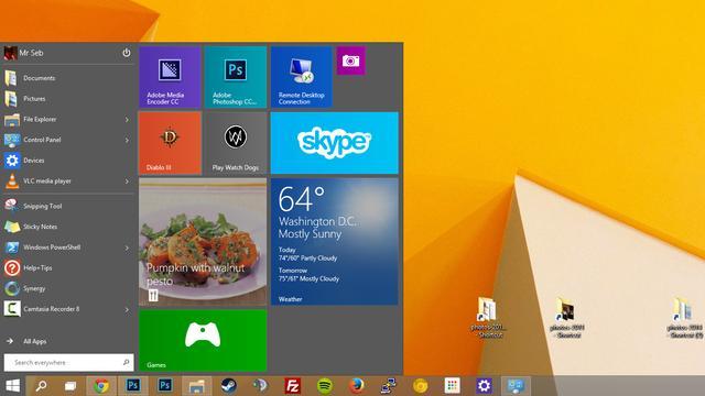 Windows 10 laat gebruikers inloggen met vingers, ogen en gezicht