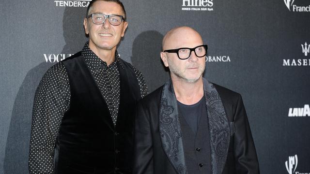 Dolce & Gabbana veroordelen homogezinnen niet