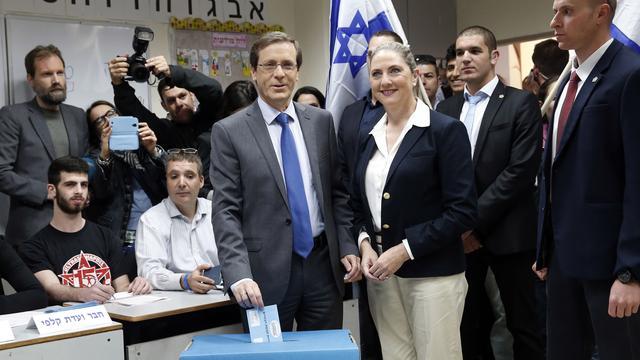 Netanyahu klaagt over hoge opkomst Israëlische Arabieren