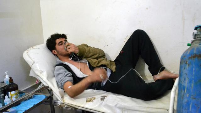 'Syrië schuldig aan derde gifgasaanval'
