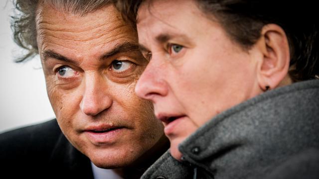 Zoon van senator Faber maakte ook PVV-site Eerste Kamer