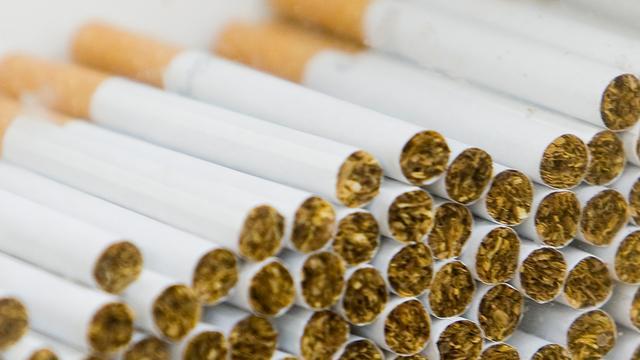 Meeste rokers tussen de twintig en dertig jaar oud