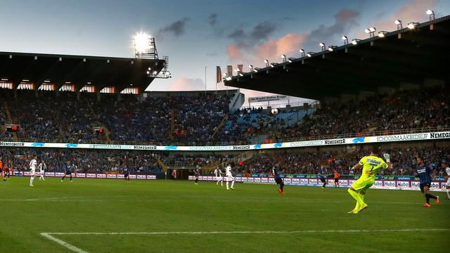 Cercle Brugge gaat stadion verbouwen, Club Brugge verhuist wel