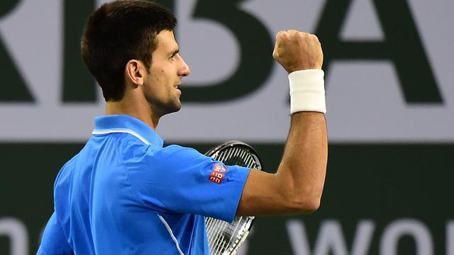 Djokovic, Federer en Nadal naar laatste acht Indian Wells