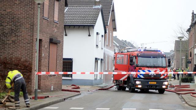Tien jaar cel voor dodelijke explosie Berg aan de Maas