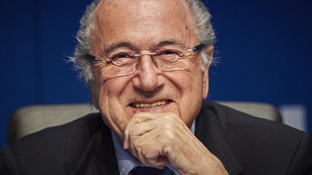 Blatter gaat geen campagne voeren voor voorzitterschap