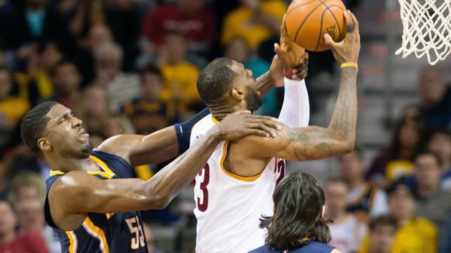 Cleveland plaatst zich voor het eerst sinds 2010 voor play-offs NBA