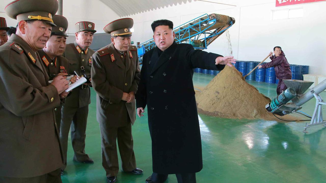 Kim Jung-un houdt nieuwjaarstoespraak