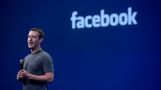 Facebook-omzet gegroeid met meer dan 50 procent