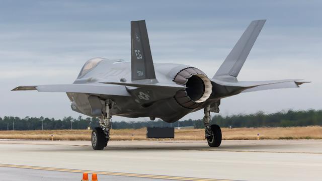 JSF geeft minder geluidsoverlast dan F-16