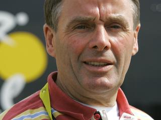 Olympisch- en wereldkampioen Hennie Kuiper maakt entree