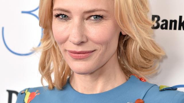 Cate Blanchett speelt voor het eerst op Broadway