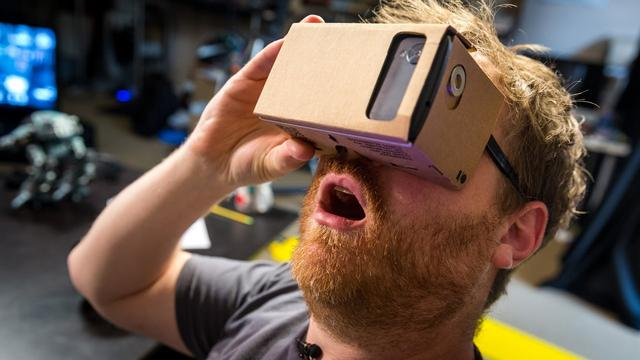 Google maakt VR-demo's rechtstreeks op websites beschikbaar