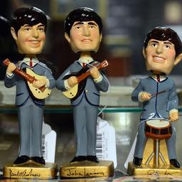 Yoko Ono noemt Ringo de invloedrijkste Beatle
