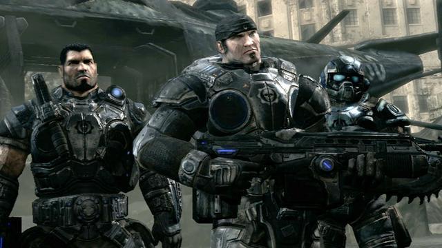 Release Gears of War 4 vervroegd naar herfst 2016