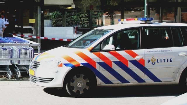 Gewapende overval op slijterij in Amsterdam Noord