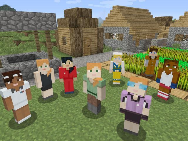Minecraft krijgt eindbaasgevechten
