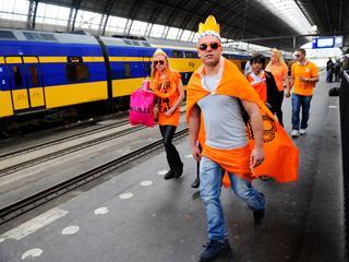 Tachtig arrestaties in Amsterdam, tegenover 108 arrestaties vorig jaar