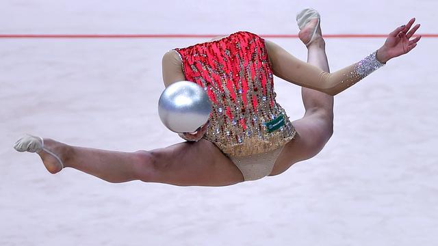 Gymnastes Wilskracht succesvol bij landelijke voorronde