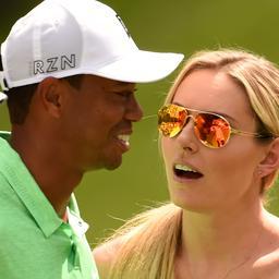Lindsey Vonn houdt nog steeds van ex-vriend Tiger Woods