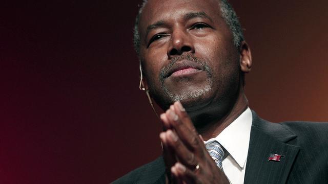 Ben Carson heeft geen vertrouwen meer in presidentschap Amerika
