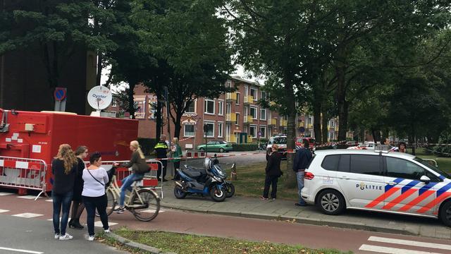 Woningen ontruimd in Groningen na vondst handgranaten