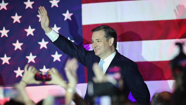 Republikein Ted Cruz kiest Carly Fiorina als vicepresident
