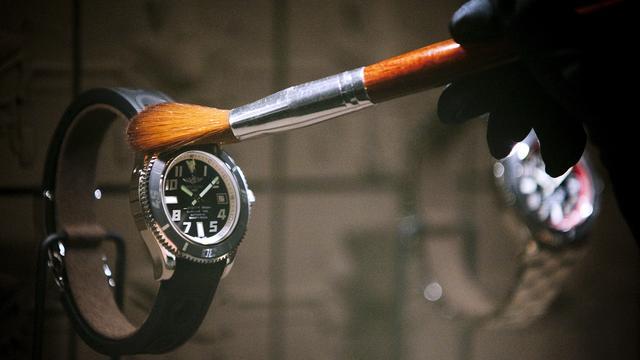 'Zwitserse horlogemaker Breitling op zoek naar koper'
