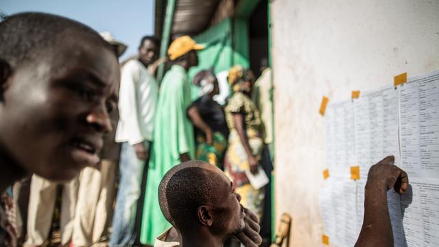 Tweede ronde verkiezingen Centraal-Afrikaanse Republiek uitgesteld