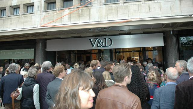 Pop Up Leiden opent volgende week in V&D-pand