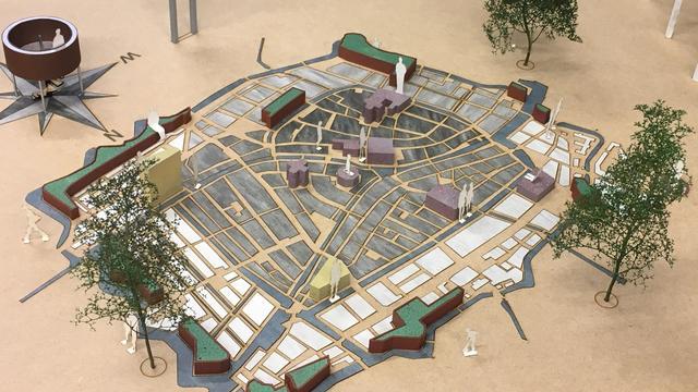 Stationsplein krijgt 'visitekaartje' voor Leiden