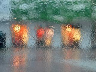 Tachtig millimeter regen gevallen