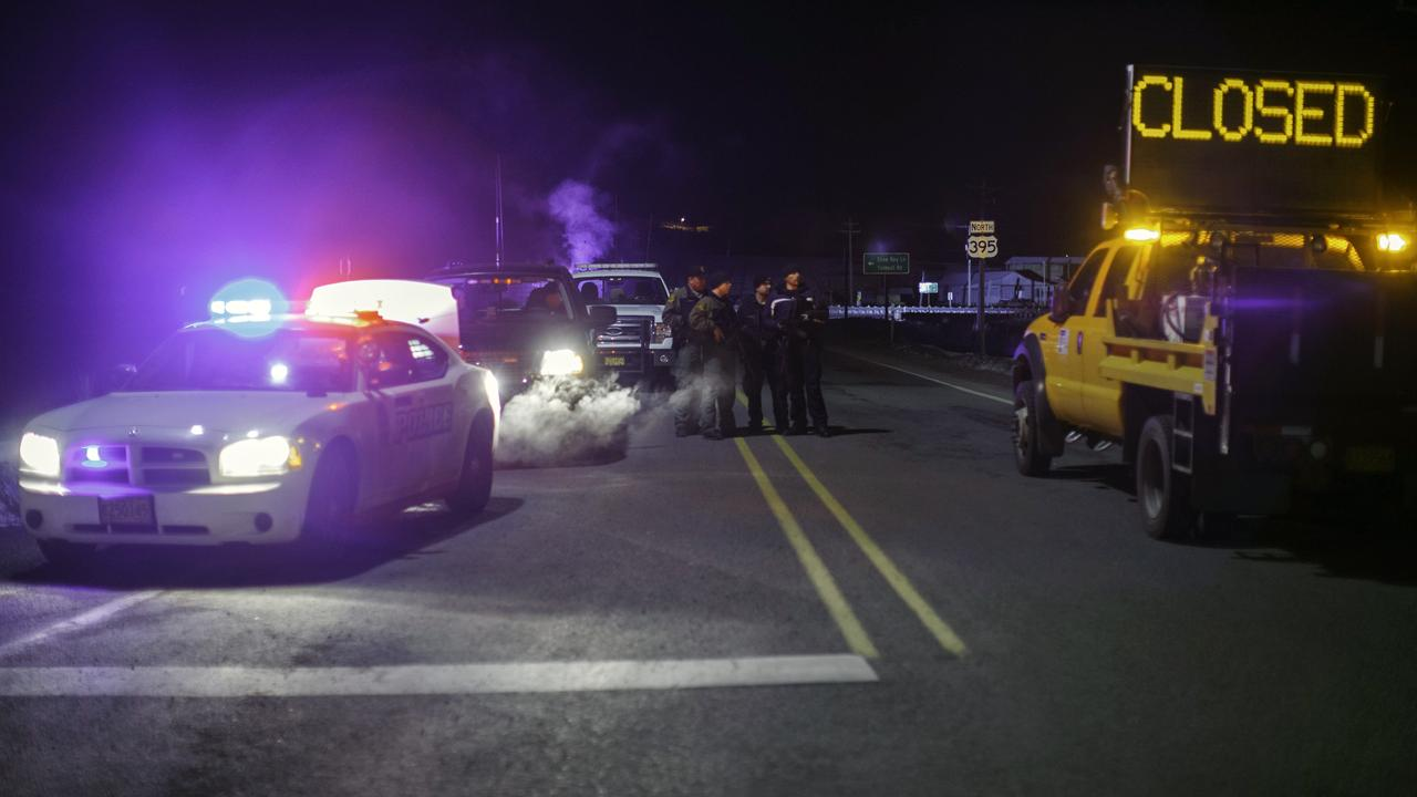 Politie zet wegen af rond door militie bezet gebouw Oregon