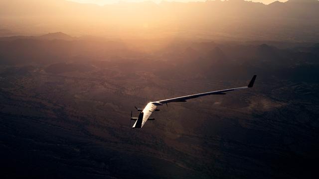 Facebook-drone succesvol geland bij tweede test