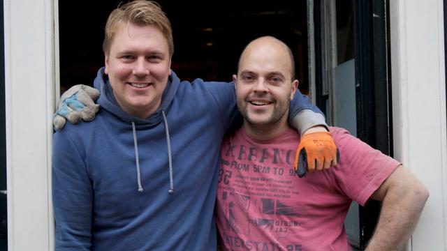 De Voorstraat krijgt een hotdogbar