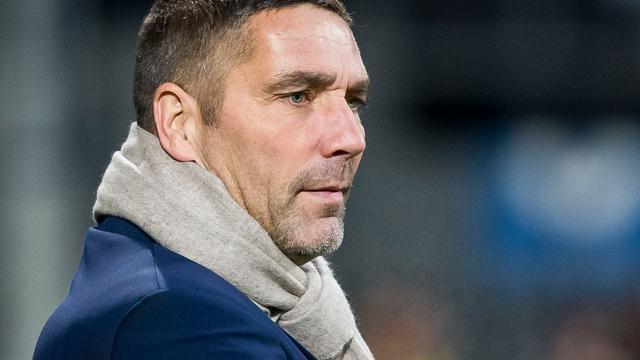 Krüzen verlaat Heracles voor rol als assistent Bosz bij Maccabi Tel Aviv