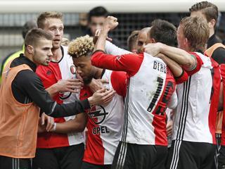 Rotterdammers met 1-2 te sterk in Abe Lenstra-stadion
