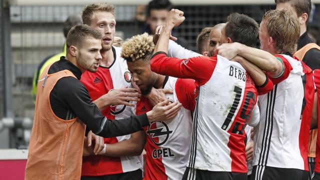 Vilhena bezorgt Feyenoord zwaarbevochten zege op Heerenveen