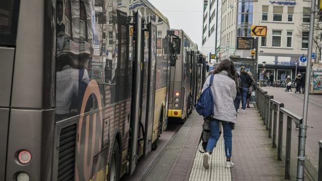 Geen nieuwe buslijn in Hoograven-Zuid