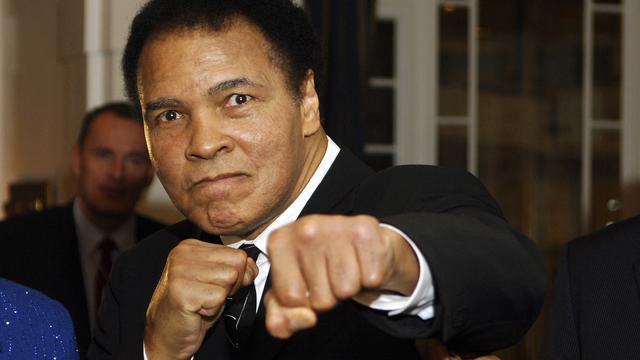 Bokswereld geraakt door overlijden Muhammad Ali