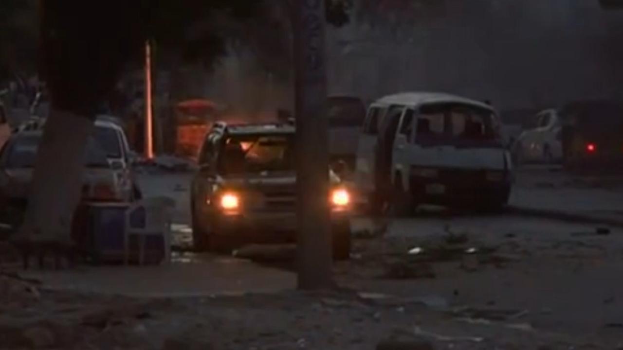 Zelfmoordaanslag bij hotel in Somalische hoofdstad Mogadishu