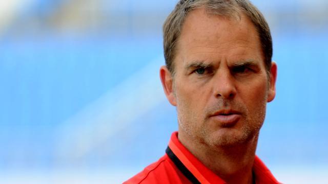 De Boer tekent voor drie jaar bij Internazionale