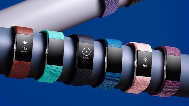 Fitbit kondigt nieuwe Charge- en Flex-fitnesstrackers aan