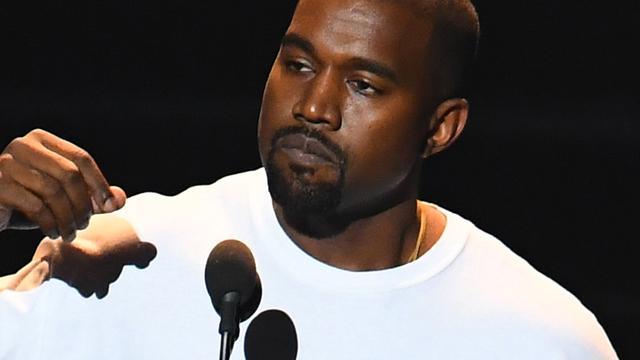 'Kanye West teleurgesteld in schoonfamilie door afwezigheid bij modeshow'