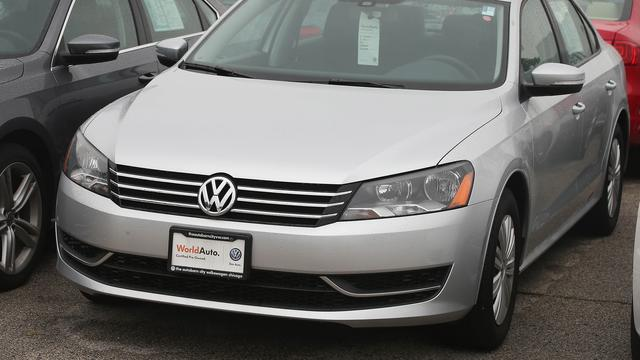 Volkswagen roept 177.000 Passats terug om mogelijk mankement