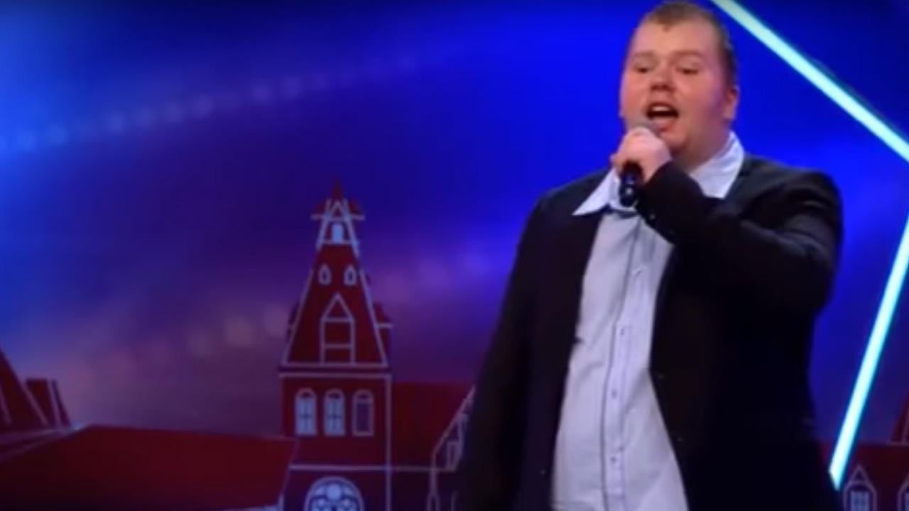 Auditie van Nick Nicolai in Holland's Got Talent